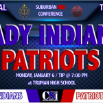 LADY INDIANS READY FOR CONFERENCE PLAY