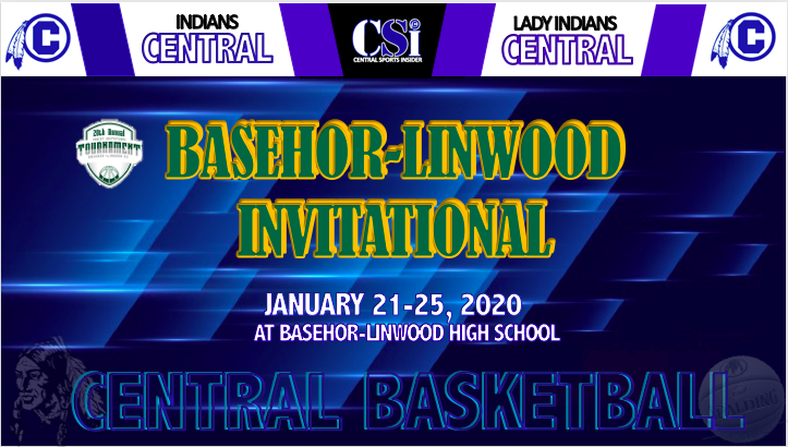 CENTRAL BASKETBALL TO PLAY IN BOBCAT INVITATIONAL