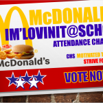 "MCDONALD'S ""IMLOVINIT@SCHOOL"" ATTENDANCE CHALLENGE – VOTE NOW"