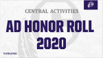 CENTRAL RECOGNIZES STUDENTS ON ACTIVITIES HONOR ROLL