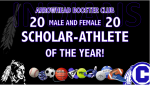 ARROWHEAD BOOSTER CLUB ANNOUNCES SCHOLARSHIP AWARD WINNERS
