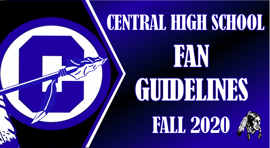 CENTRAL FAN GUIDELINES – FALL 2020