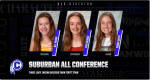 THREE LADY INDIANS GOLFERS EARN FIRST TEAM ALL-CONFERENCE