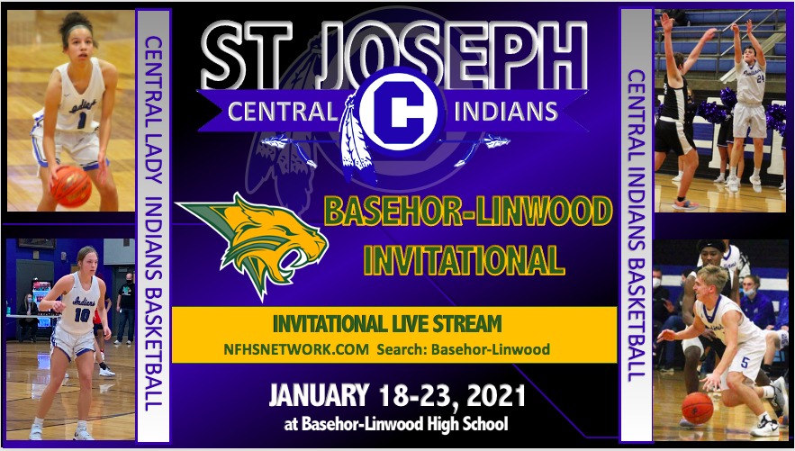 CENTRAL BASKETBALL SET FOR BOBCAT INVITATIONAL JANUARY 18-23