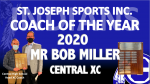 CENTRAL'S MILLER NAMED SJSI COACH OF THE YEAR