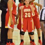 Hardaway High School Girls Varsity Basketball falls to Columbus High School 37-86
