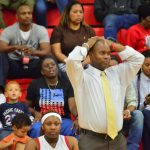 Hardaway High School Girls Varsity Basketball falls to Kendrick High School 38-93
