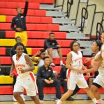 Hardaway High School Girls Varsity Basketball beat Central JV 34-30