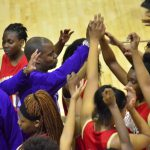 Hardaway High School Girls Varsity Basketball beat Shaw High School 42-39