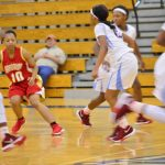 Hardaway High School Girls Varsity Basketball falls to Carver High School 32-67