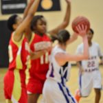 Hardaway High School Girls Varsity Basketball falls to Valley High School 40-48