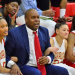 Hardaway High School Girls Varsity Basketball falls to Harris County High School 50-82