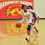 Hardaway High School Girls Varsity Basketball falls to Northside High School 40-58
