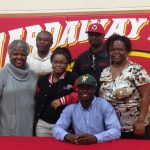 Senior Sam Anthony Signs NLI