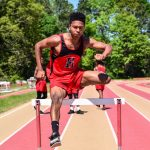 Hardaway boys, girls win MCSD track meet