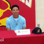 Senior 2nd Baseman Jalin Thomas Signs Letter Of Intent