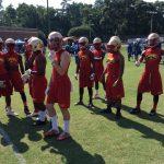 Hardaway Hawk's Football team wins Lagrange High School's 7 on 7 tournament.