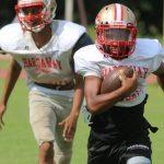 Football Season Opener: Hardaway vs. Troup   8/19/2016