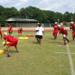 Hardaway Junior Varsity Football Team vs Shaw High School (9/7/2016)