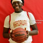 Hardaway High School Girls Varsity Basketball beat Russell County High School 65-48