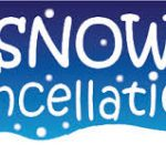 All after school activities cancelled on Tuesday; 2/9 past 6:00pm