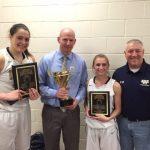 Hayla Seitz and Jenna Staiti named All-Region Tournament Team 2016