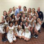 West Girls Basketball Elite 8 Bound!!
