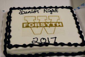 Varsity Boys vs South Forsyth – Senior Night
