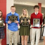 WFHS Basketball-2016-2017 Forsyth County Tip-off Club Awards