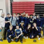 West Wrestling takes 4th at the Trojan Invitational!