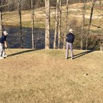 Boys Junior Varsity Golf falls to South Forsyth 178 – 175