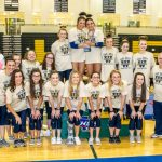 Girls Varsity Gymnastics finishes 1st place at State Championship