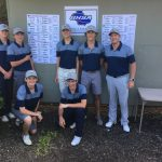 Boys Varsity Golf finishes 3rd place at Area Tournament