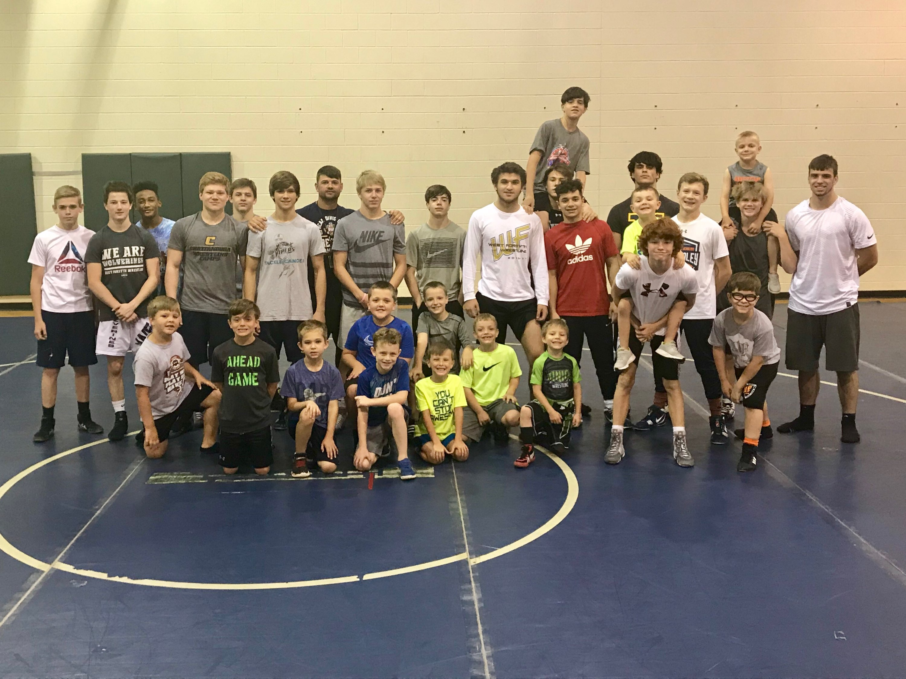 What's going on with West Wrestling?