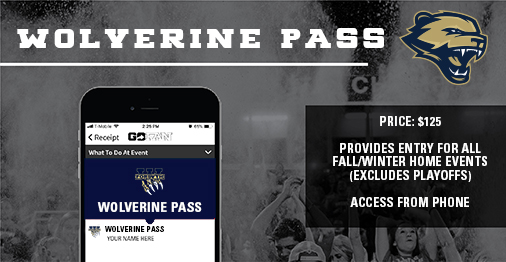 Purchase an ALL Sport Season Pass for Fall and Winter Sports!