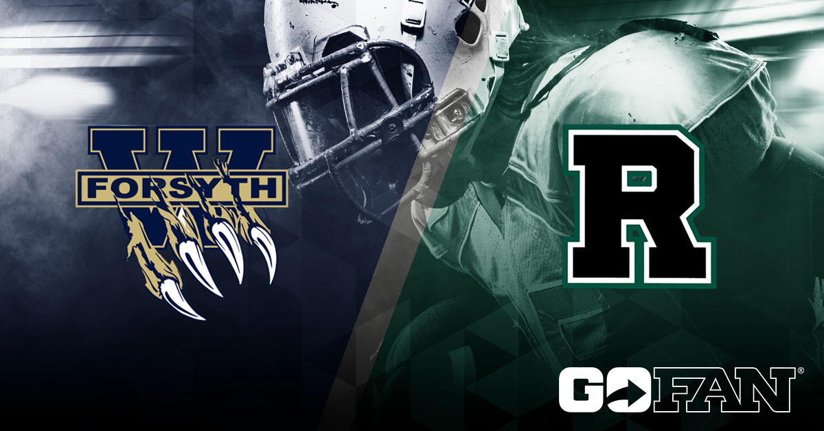 Get Tickets Now! West Forsyth hosts Roswell this Friday