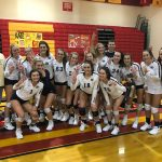 West Volleyball in State Semi-Final Game at Milton on Tuesday, Oct 30 at 6:00 pm!!