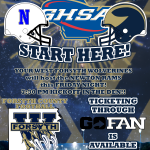 WEST FORSYTH FOOTBALL HOSTS NEWTON IN ROUND ONE OF THE GHSA PLAYOFFS