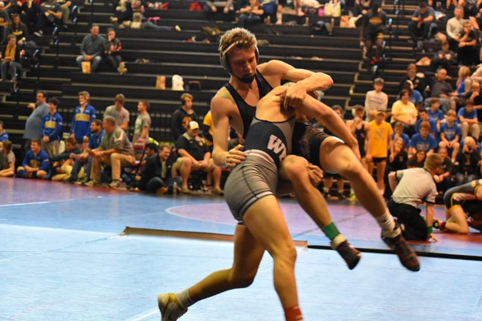 West Wrestling shines in Kissimmee