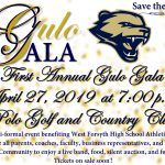 Gala is tomorrow Sat April 27 @ 7:00! Tickets Sold at the Door!