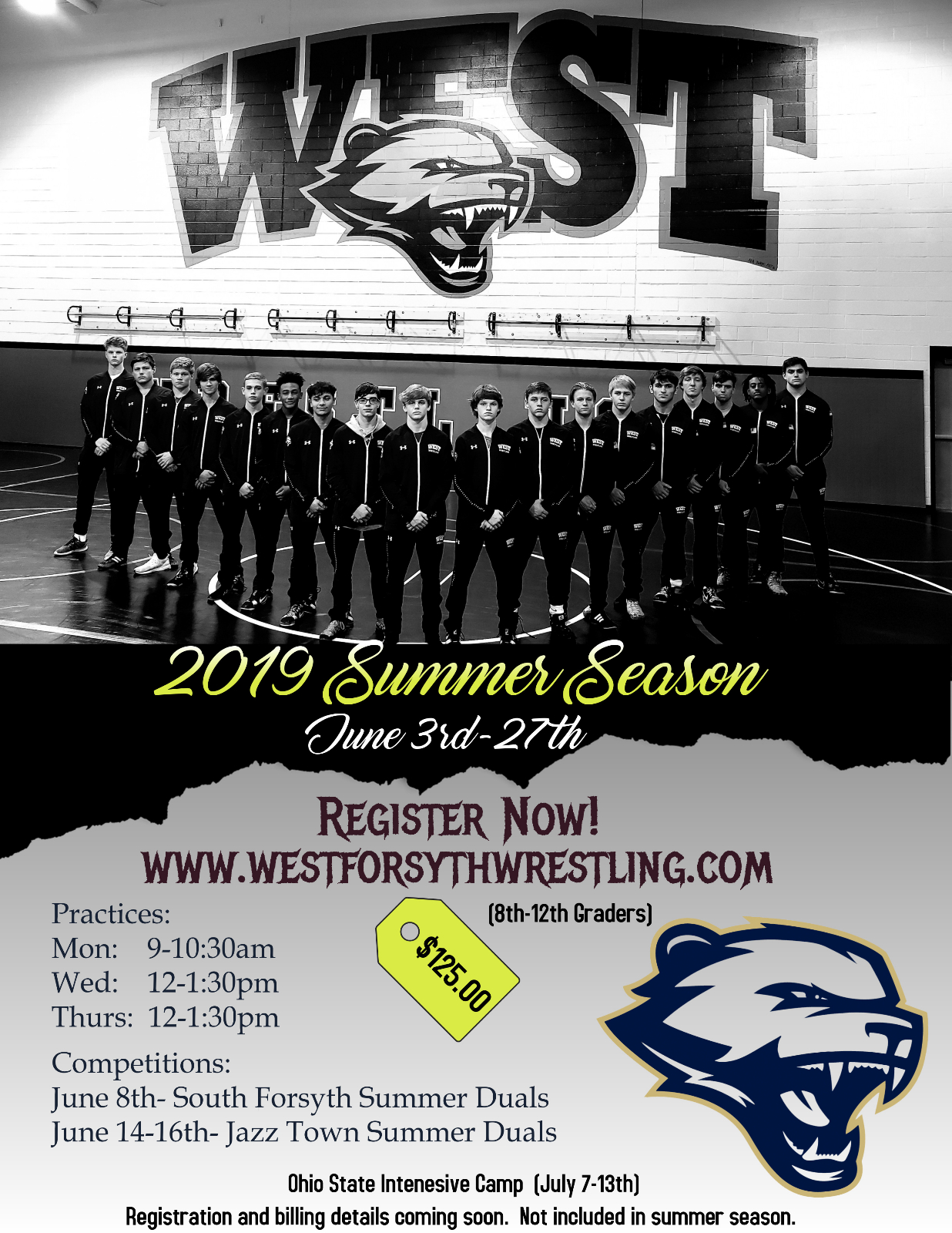 West Wrestling Season in Review