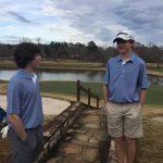 Boys Junior Varsity Golf falls to South Forsyth 169 – 176