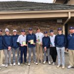 Boys Varsity Golf finishes 1st place at Buford Best Ball Invitational