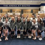 West Takes Back-to-Back Forsyth County Gymnastics Championship Title