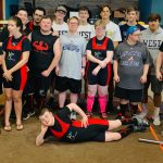 Boys LAX helps with Special Olympics on Saturday