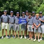 Boys Varsity Golf finishes 1st place at GHSA AAAAAAA State Championship
