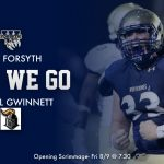 Football Scrimmage on Friday at West v. Central Gwinnett!