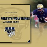 Game Week! West v. Camden County! Fri, 7:30 at Wolverine Stadium! Be There!