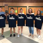 West Announces Aug 2019 Athletes of the Month! Congrats to Robert, Jenna, Kayla, Logan, Erika, Bridget!