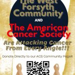 "The West Forsyth Community and The American Cancer Society are ""Attacking Cancer From Every Angle""!!!"